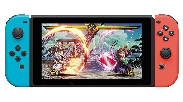 El juego SAMURAI SHODOWN se lanzará en Nintendo Switch el 25 de febrero - samurai-shodown
