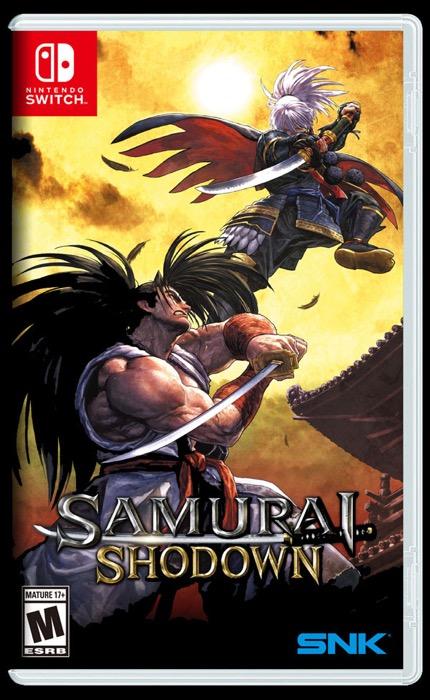 El juego SAMURAI SHODOWN se lanzará en Nintendo Switch el 25 de febrero - samurai-shodown_nintendo