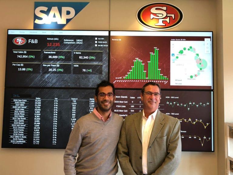 La fórmula secreta de los 49ers de San Francisco para llegar al Super Bowl - sap_49ers