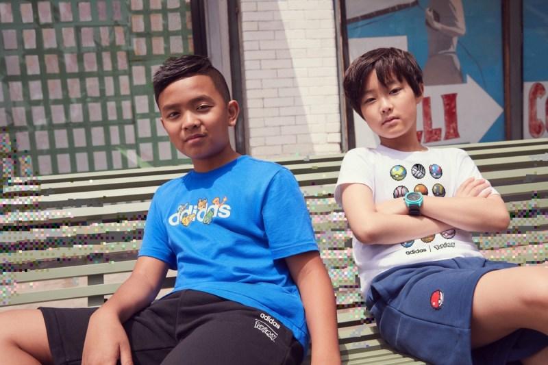 Adidas lanza nueva colección celebrando el videojuego de Pokémon con gráficos retro de 8 bits - adidas_pokemon_3-800x533