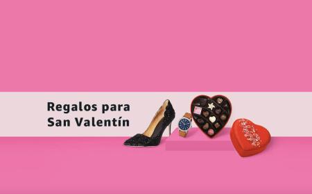 Amazon tiene todo para este San Valentín, ¡entregas rápidas!