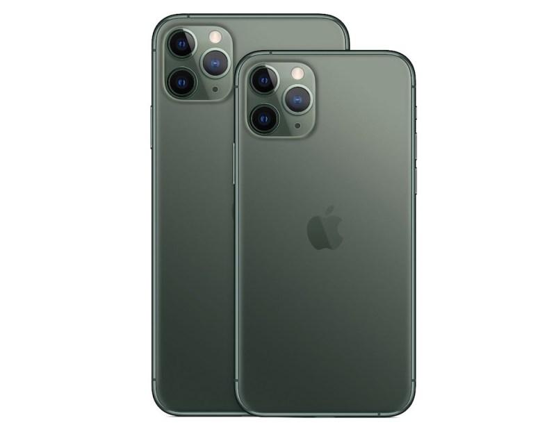 Apple evalúa utilizar sus propios módem 5G en los iPhone 2020 - apple-iphone-11-pro