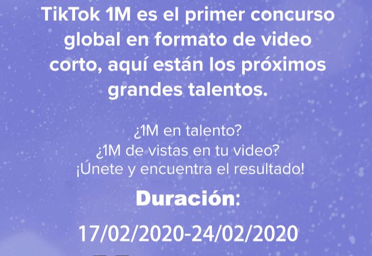 """TikTok está buscando al próximo influencer Méxicano, en la """"Audición del Millón"""" - audicion-del-millon-tiktok-influencer-mexico"""