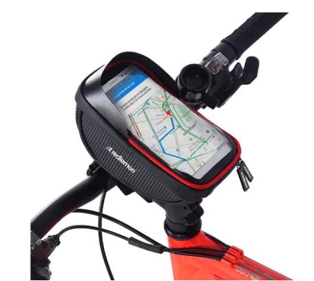 5 gadgets para deportistas - bolsa-impermeable-para-bicicleta
