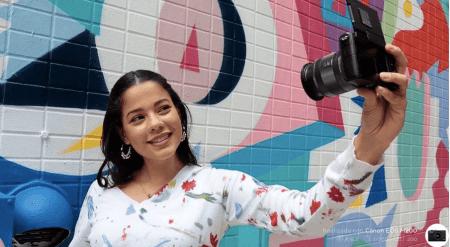 Canon lanza EOS M200, la cámara ideal para creadores de contenido