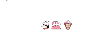 Nuevos stickers de Pictoline para WhatsApp