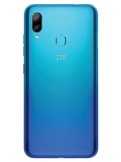 ZTE lanza dos nuevos smartphone: segunda versión Blade V10 Vita y ZTE Blade A5 2020 - zte-blade-v10-vita64gb-azul-back