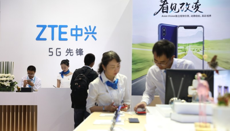 ZTE exhibirá sus nuevos smartphones 5G en el Mobile World Congress 2020 - zte-smartphone-5g-mwc-2020-800x457