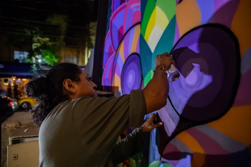 adidas México develó nuevo mural, en colaboración con el artista Farid Rueda - adidas-originals-flagship-store-mexico_farid_rueda_2