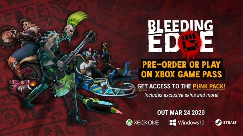 ¡Bleeding Edge ya está disponible en Xbox Game Pass! - bleeding-edge