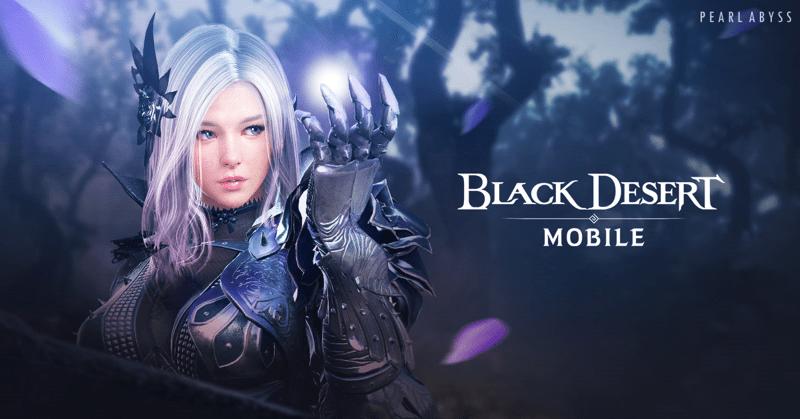 La Dark Knight ya está disponible en Black Desert Mobile - dark-knight-disponible-black-desert-mobile