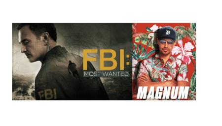 Estreno de nuevos episodios de MAGNUM PI Y FBI por Universal TV