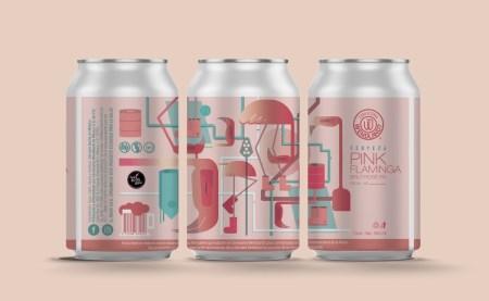 Cervecería Wendlandt presenta Pink Flaminga, cerveza elaborada para conmemorar el Día de la Mujer
