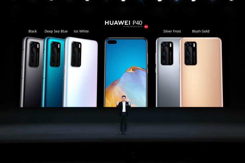 Huawei lanza la serie Huawei P40 ¡conoce sus características! - huawei-p40