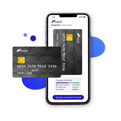 Tres Startups para apoyar a las áreas financieras durante la Cuarentena - p-card