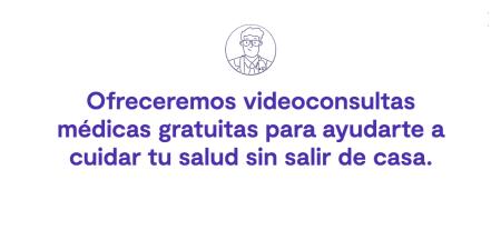 Sofía: Startup de salud, ofrece videoconsultas médicas gratis