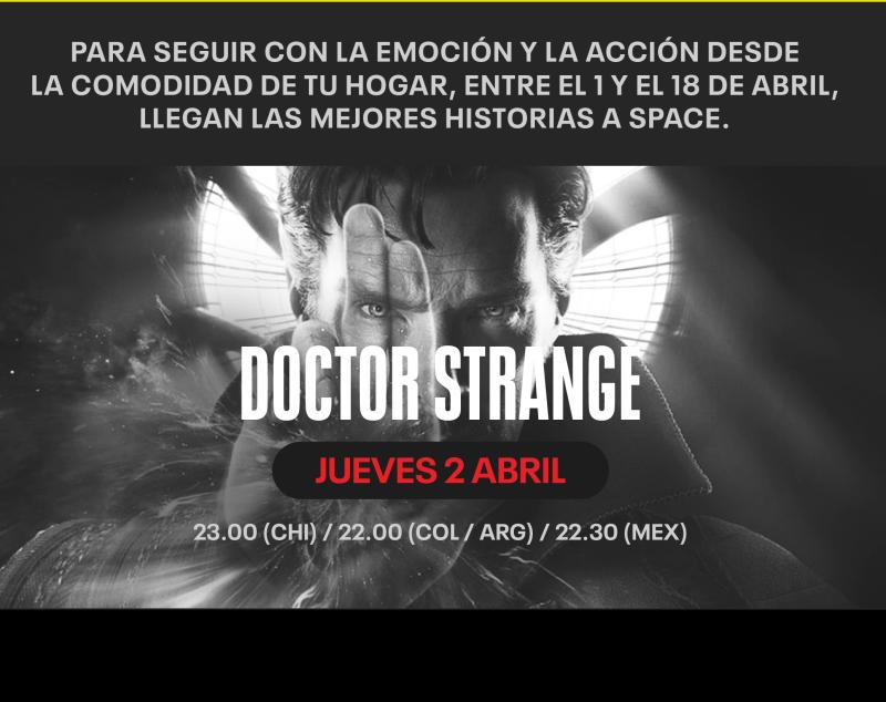 SPACE trae una programación llena de acción y terror en abril - space-abril-800x634