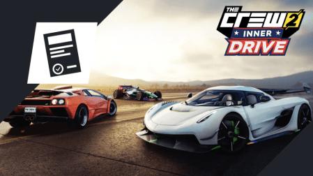 La quinta actualización para The Crew 2 Inner Drive de Ubisoft ¡disponible hoy!