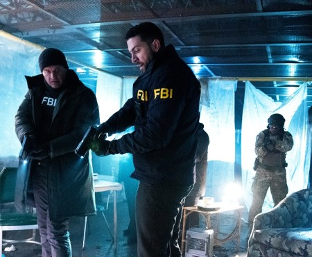 CROSSOVER FBI Y FBI: MOST WANTED por Universal TV
