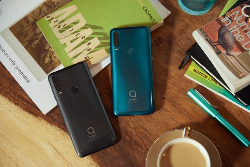 Alcatel 1S 2020, smartphone con triple cámara y batería de larga duración ¡llega a México! - alcatel-1s-2020-smartphone