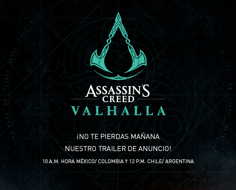 Assassin's Creed Valhalla será revelado el 30 de abril - assassins-creed-valhalla-800x644