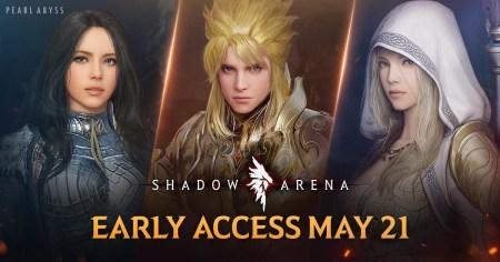 El Early Access de Shadow Arena estará disponible a partir del 21 de mayo