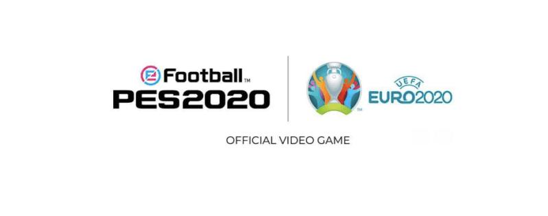 Konami retrasa la actualización de UEFA EURO 2020 para eFootball PES 2020