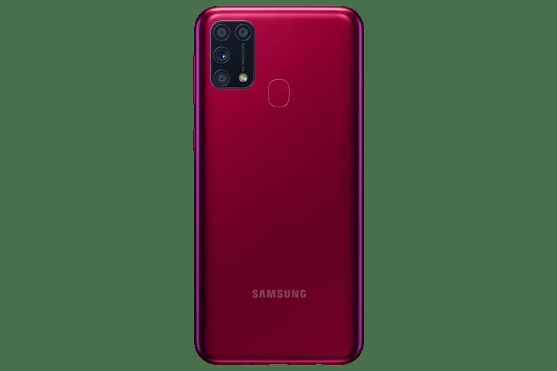 Samsung México presenta Galaxy M31 ¡conoce sus características y precio! - galaxy_m31_sm-m315f_002_back_red-800x533