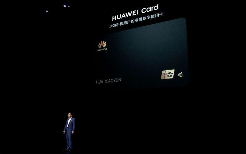 Huawei Card: la firma lanza su propia tarjeta de crédito en China - huawei-card-launch