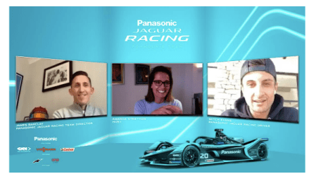 Jaguar Racing lanza serie de Video Podcasts de automovilismo deportivo