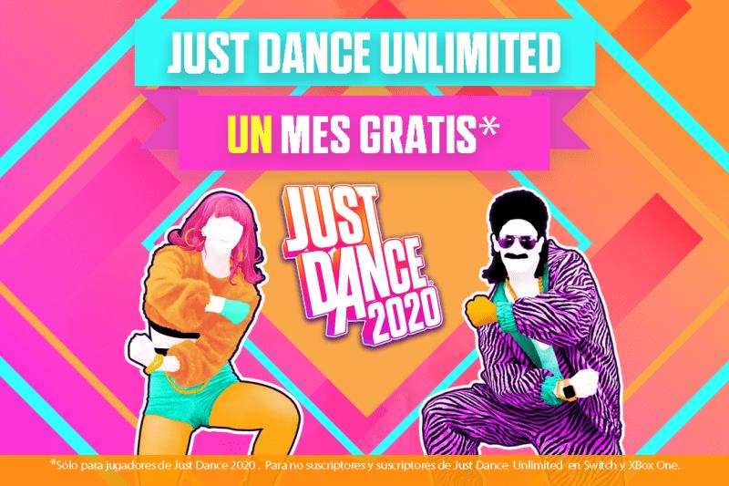 Just Dance Unlimited gratis para mantenerte activo en casa - just-dance-unlimited-gratis-800x533