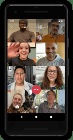 WhatsApp: las llamadas grupales de video y voz ahora admitirán hasta 8 participantes