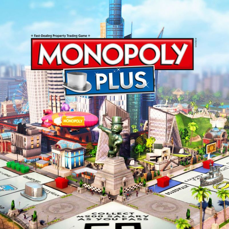 Monopoly Plus gratis para jugar toda la semana en Uplay - monopoly-plus