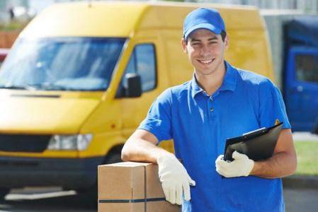 Como recibir paquetes de forma segura
