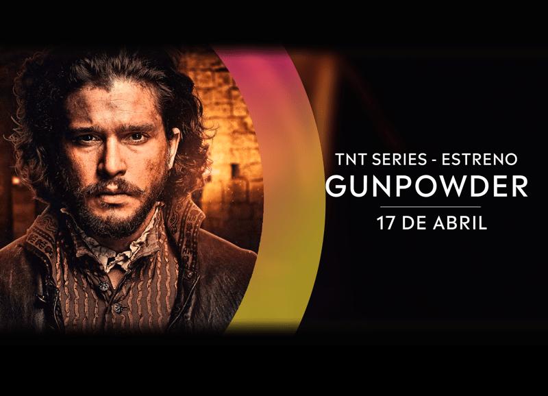Programación especial de TNT & TNT Series - tnt-series-gunpowder-800x578