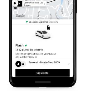 ¿Qué es Uber Flash y como funciona? - uber-flash-1