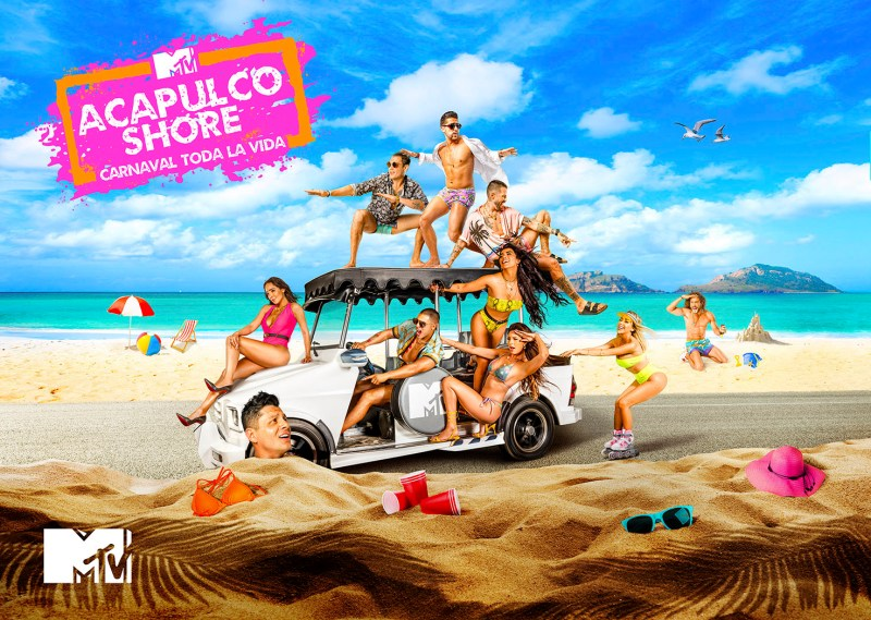 Acapulco Shore revela fecha de estreno ¡Mira el tráiler oficial! - acapulco-shore-800x569