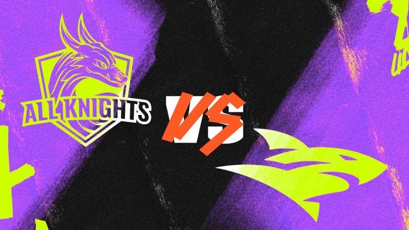 Isurus Gaming a la final de la LLA Clausura: se enfrentará a All Knights el 2 de mayo - ak-vs-isg