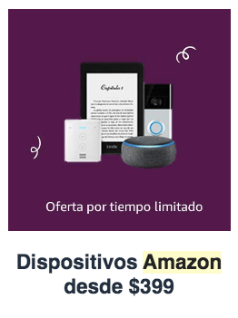 Ofertas de Amazon México que te hacen sonreír - amazon-dispositivos-echo-y-alexa