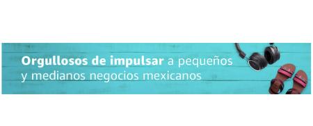 Marcas mexicanas y productos locales con ofertas en Amazon México