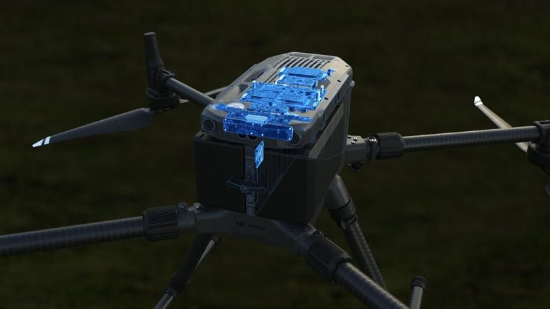 DJI lanza Matrice 300 RTK, el nuevo dron de uso industrial más avanzado - dji-m300-rtk-airborne-intelligence