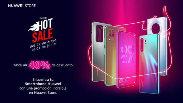 Hot Live Sale 2020: Huawei lanza nuevas promociones en su tienda en línea - huawei-hot-sale-2020-tienda-en-linea