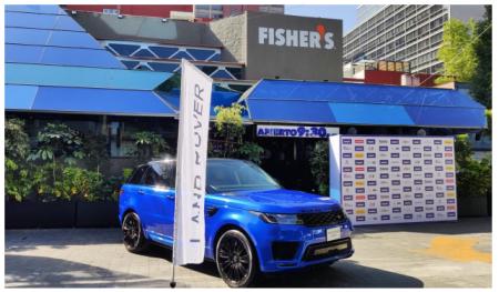 Land Rover México invita a preparar un platillo emblemático de Fisher's