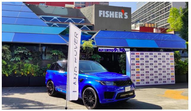 Land Rover México invita a preparar un platillo emblemático de Fisher's - land-rover-mexico-grupo-fishers