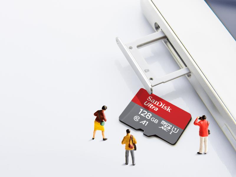 Western Digital y SanDisk se unen a las ofertas durante el Hot Sale - micro-sd-sandisk