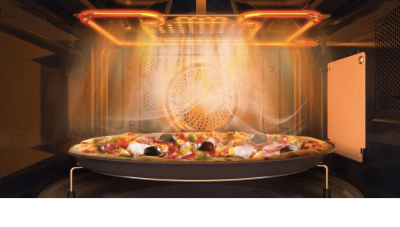 Secretos para hacer magia en el microondas - microondas-samsung-800x454