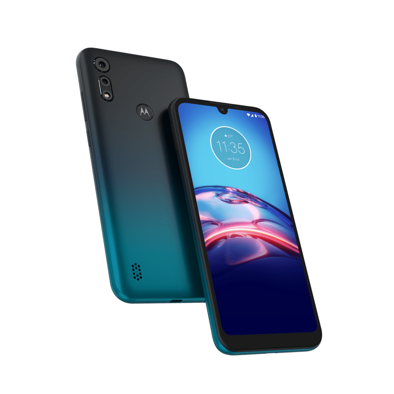 moto e6s y moto g8 power ¡disponibles en Telcel! - moto-e6-s_peacock-blue