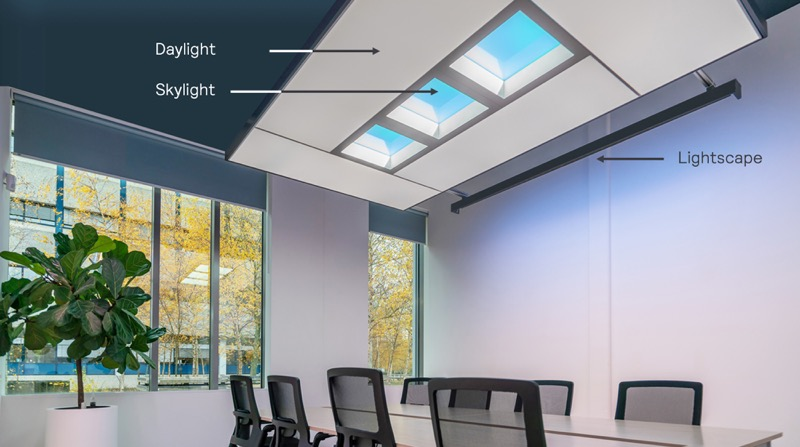 Signify lanza Nature Connect, una innovación para iluminar interiores - natureconnect-5