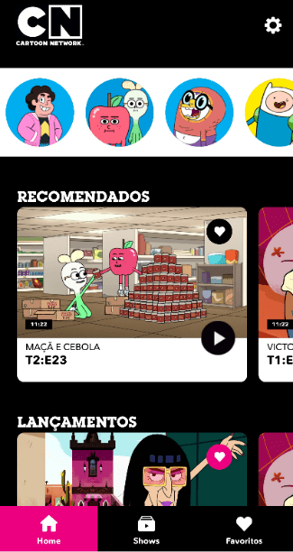 Nueva plataforma de video de Cartoon Network - nueva-plataforma-de-video-de-cartoon-network