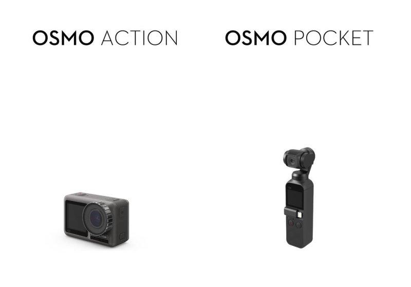 Conviértete en un vlogger profesional con DJI - osmo-action-osmo-pocket